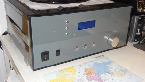 1KW HF Power Amplifier